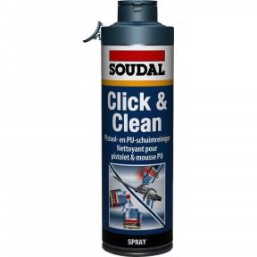 REINIGER - SOUDAL CLICK&CLEAN - KOKER 500 ML
