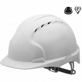 HELM - JSP EVO3 CR2 - SLIP WIT