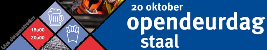 Opendeur Staalafdeling 20-10