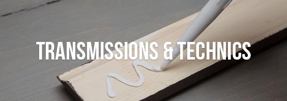 Transmissions and technics