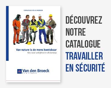 Découvrez notre catalogue travailler en sécurité