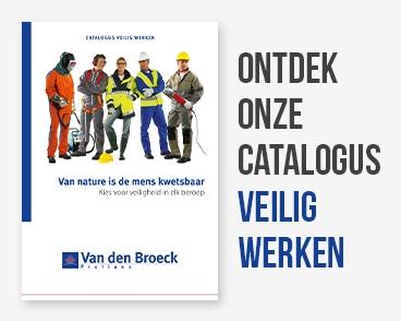 Ontdek onze catalogus veilig werken
