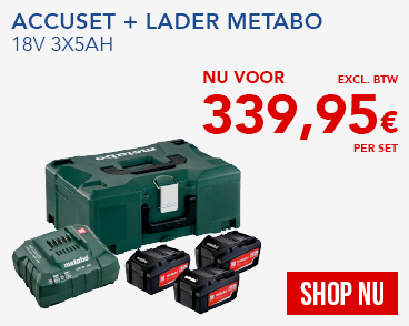 ACCUSET + LADER METABO