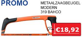 Promo: Metaalzaagbeugel Modern Bahco
