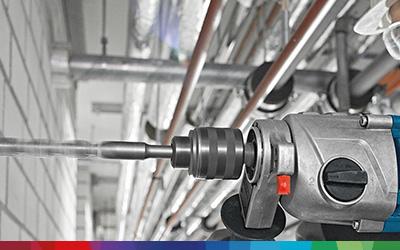 Bosch boren en schroeven