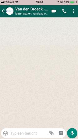 ScanApp - WhatsApp