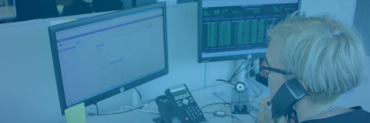 Binnendienst contactgegevens